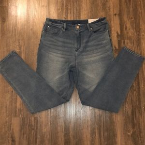 Zenergy by Chico's Crop Jeggings Size 1 NWT